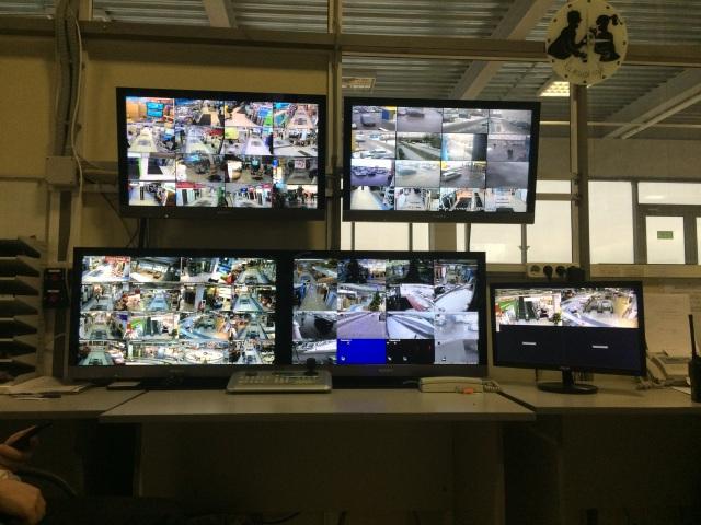 Подключение цифровой камеры видеонаблюдения к телевизору